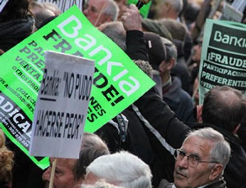Reclamar Acciones Bankia