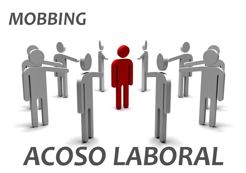 acoso laboral mobbing