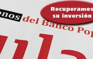bonos convertibles del banco popular
