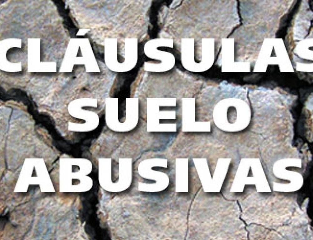 ¿Reclamar al Banco de España o eliminar cláusulas suelo de La Caixa?