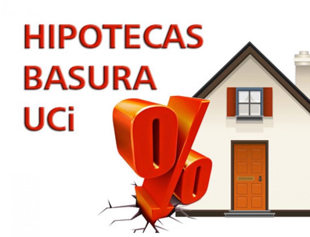 Soluciones para los afectados por hipotecas basura y financieras