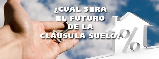 futuro de las cláusulas suelo
