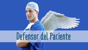 defensor del paciente
