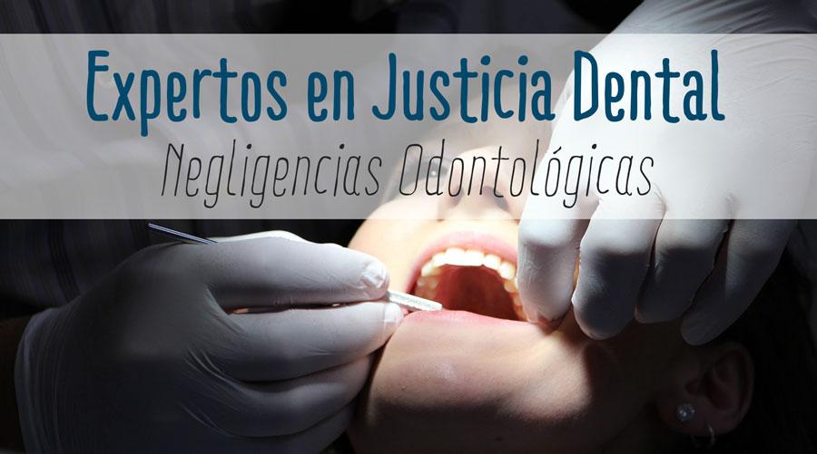 justicia dental, defensor del paciente odontologico
