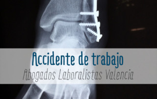 accidente de trabajo, accidente laboral