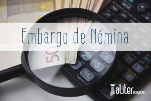 calculo embargo nomina