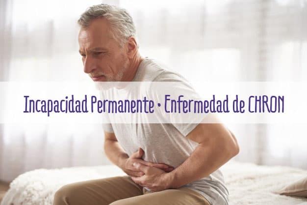 incapacidad permanente enfermedad chron