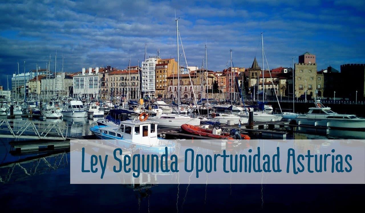 ley de segunda oportunidad asturias